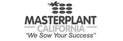 Mobyx client Masterplant California logo