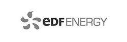 Mobyx client EDF Energy logo