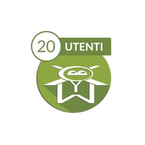 Mobyxapp 20 utenti, logo